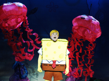 Spongebob Squarepants at Palace Theatre