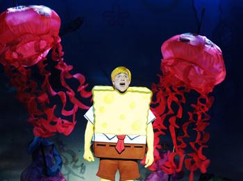 Spongebob Squarepants at Palace Theatre
